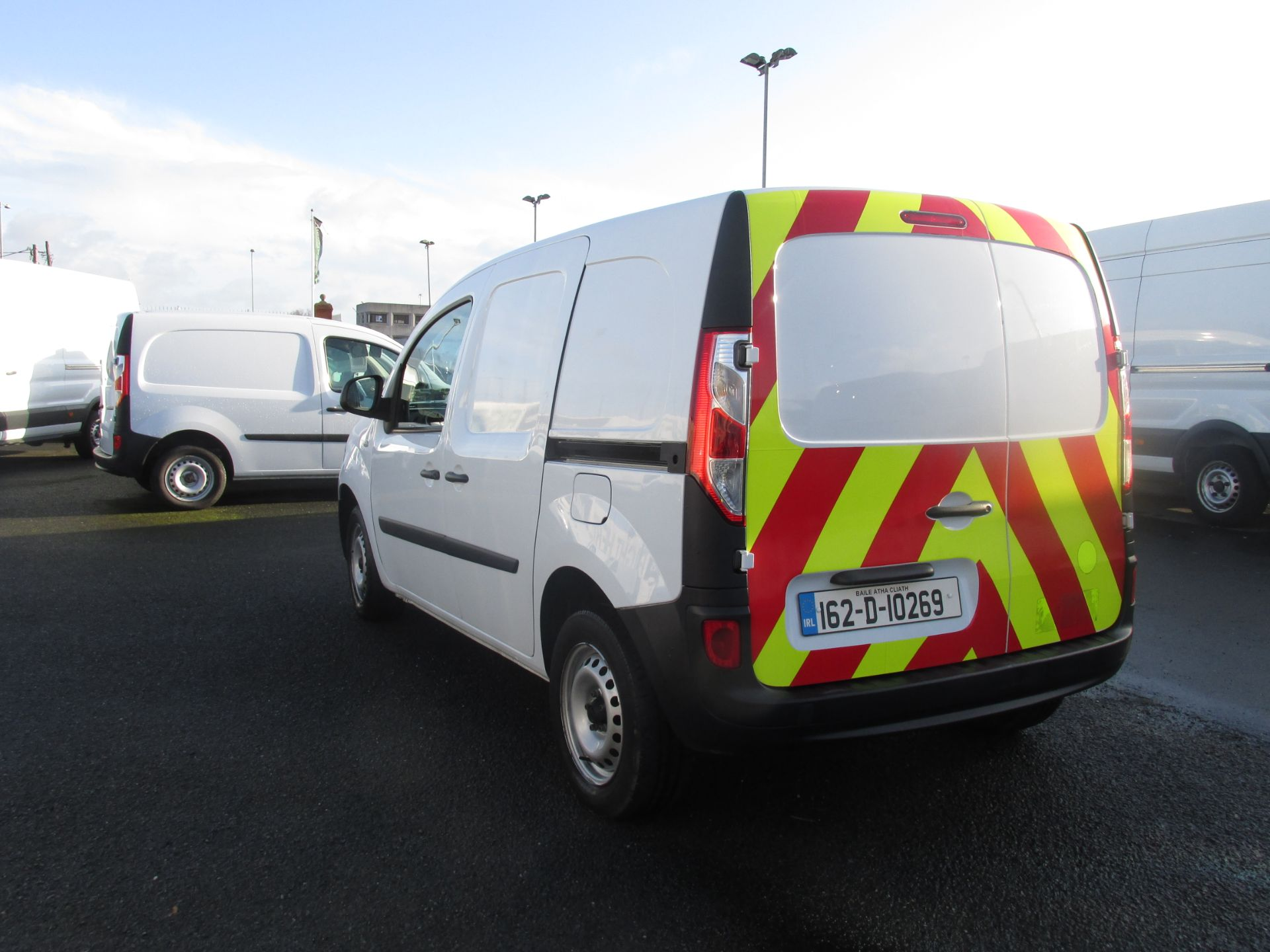 2016 Renault Kangoo 1.5 DCI 75 Business 2DR  - LOW MILES - ONE OWNER -  FSH - (162D10269) Image 5