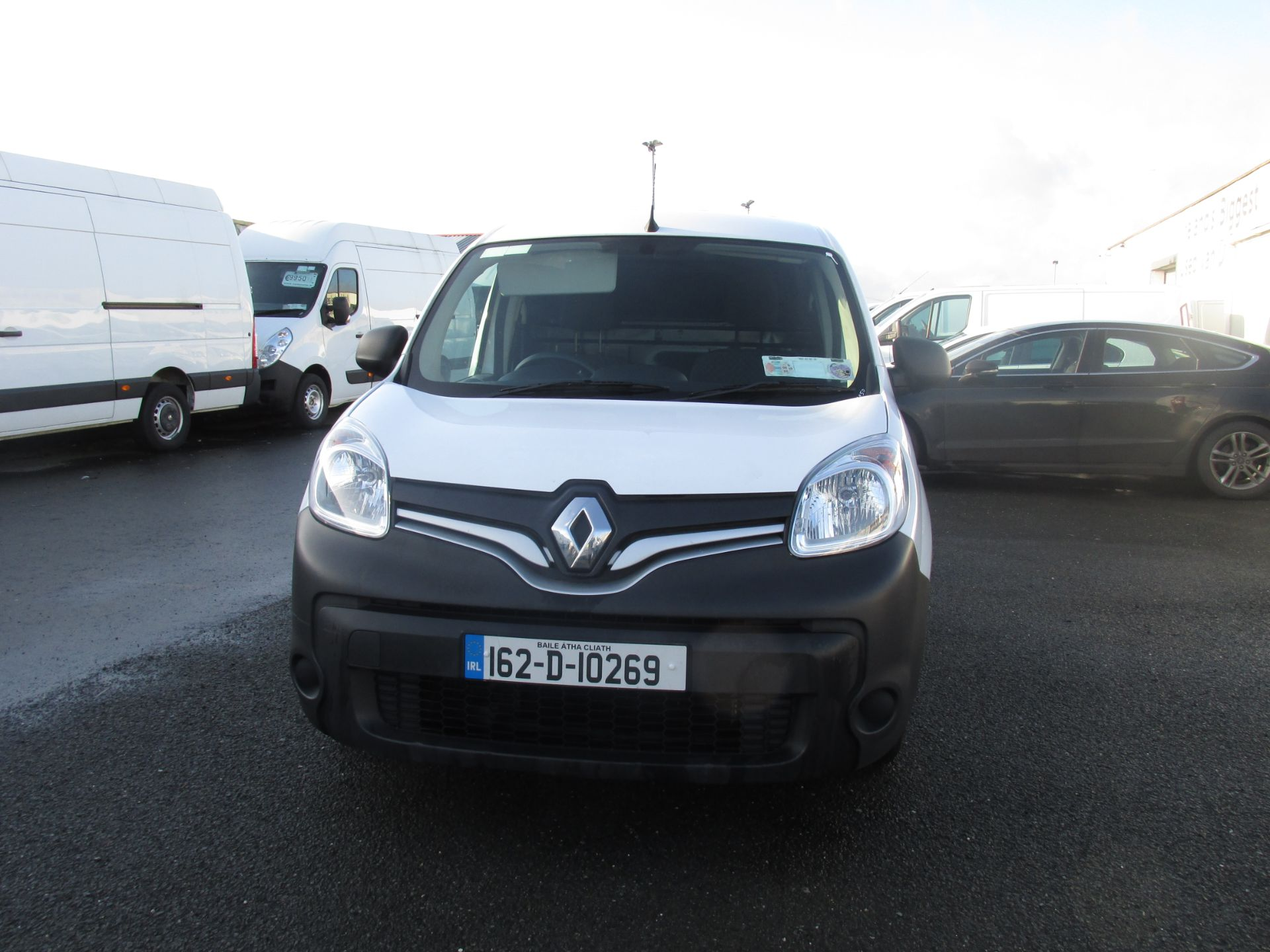 2016 Renault Kangoo 1.5 DCI 75 Business 2DR  - LOW MILES - ONE OWNER -  FSH - (162D10269) Image 8