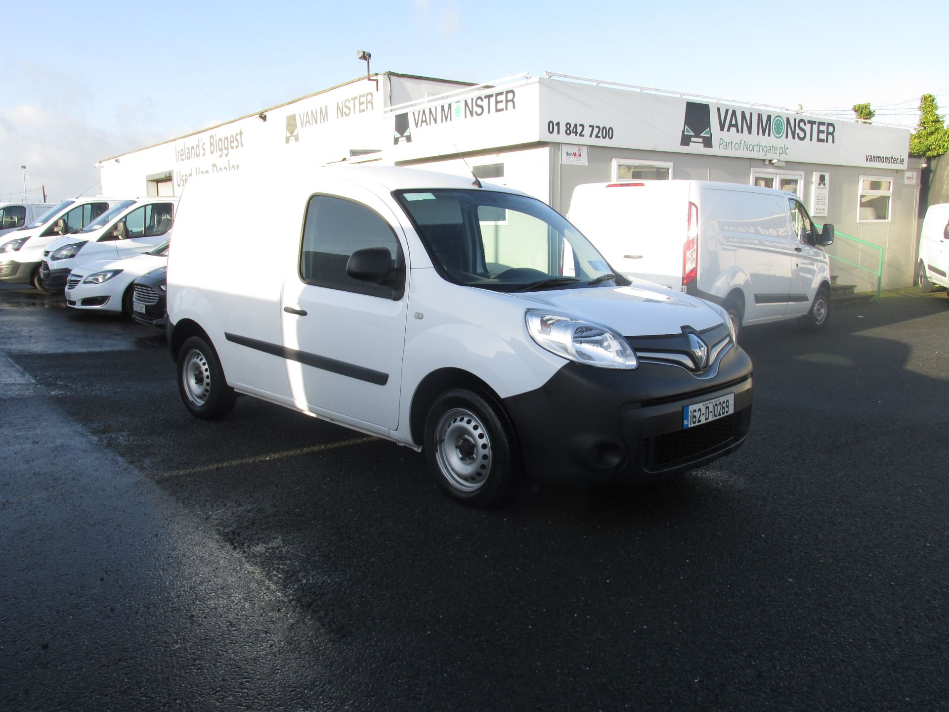 2016 Renault Kangoo 1.5 DCI 75 Business 2DR  - LOW MILES - ONE OWNER -  FSH - (162D10269)