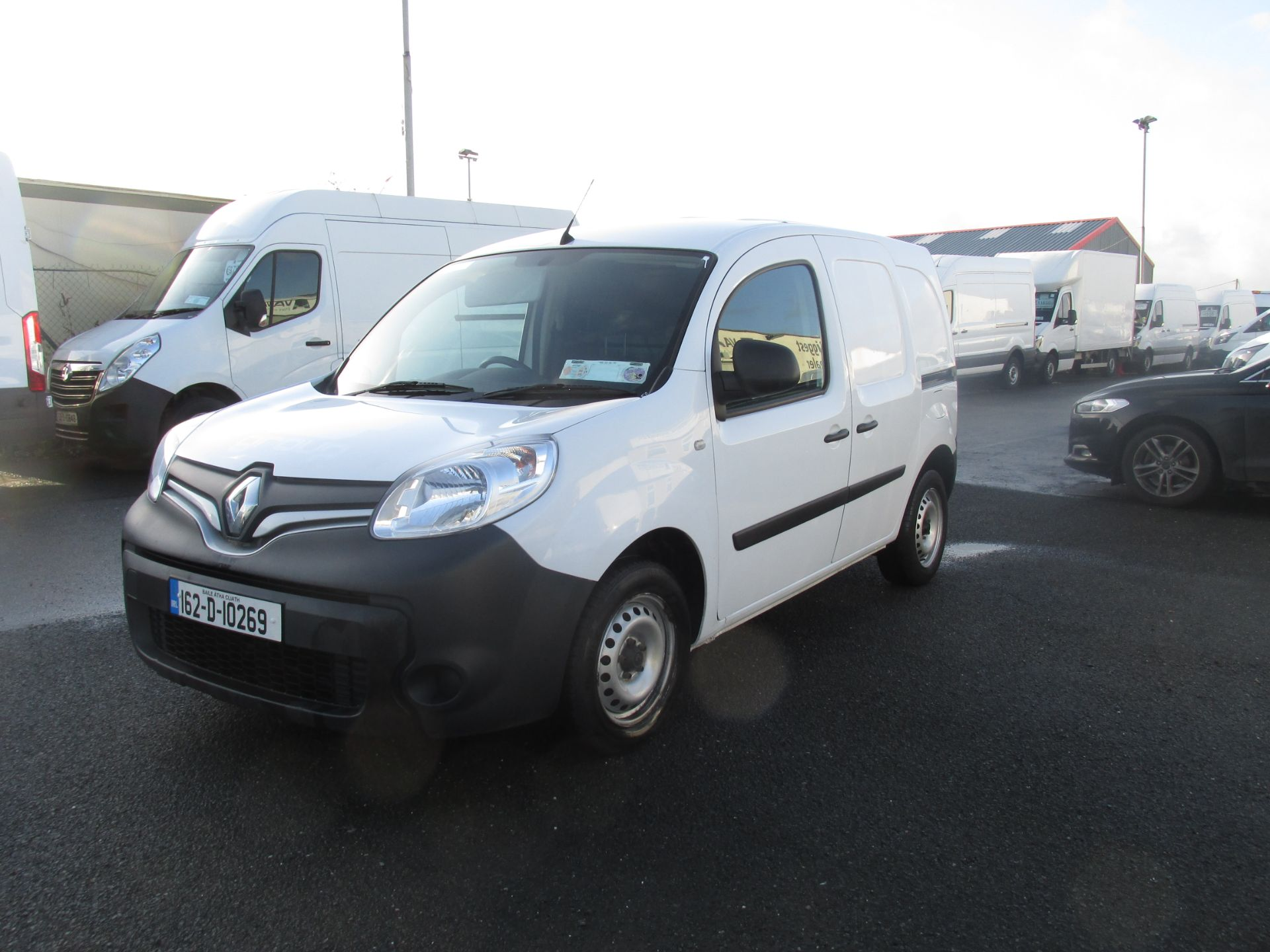 2016 Renault Kangoo 1.5 DCI 75 Business 2DR  - LOW MILES - ONE OWNER -  FSH - (162D10269) Image 7