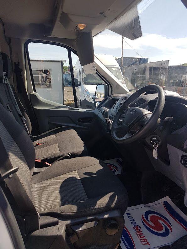 2016 Ford Transit V363 350 LWB Base 125PS FWD 3DR (162D10364) Image 7