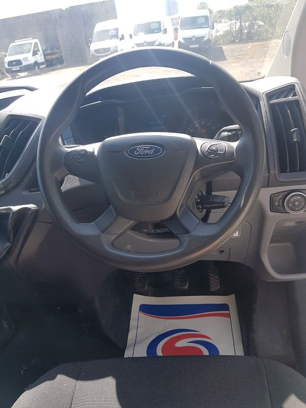 2016 Ford Transit V363 350 LWB Base 125PS FWD 3DR (162D10364) Image 5