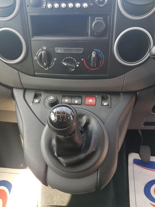 2016 Peugeot Partner Access 1.6 HDI 92 3DR (162D13709) Image 5