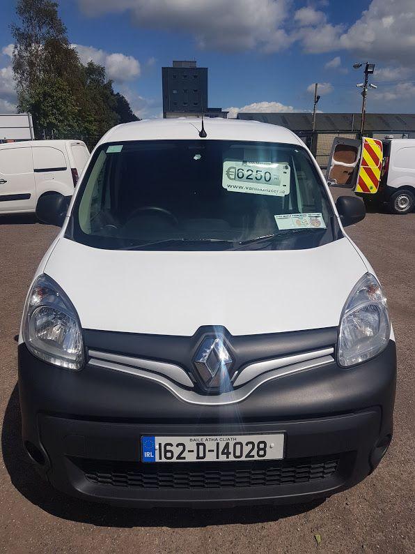 2016 Renault Kangoo 1.5 DCI 75 Business 2DR (162D14028) Image 2