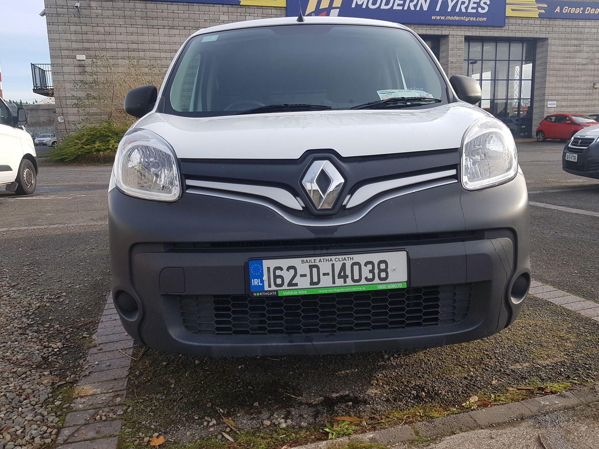2016 Renault Kangoo 1.5 DCI 75 Business 2DR (162D14038)