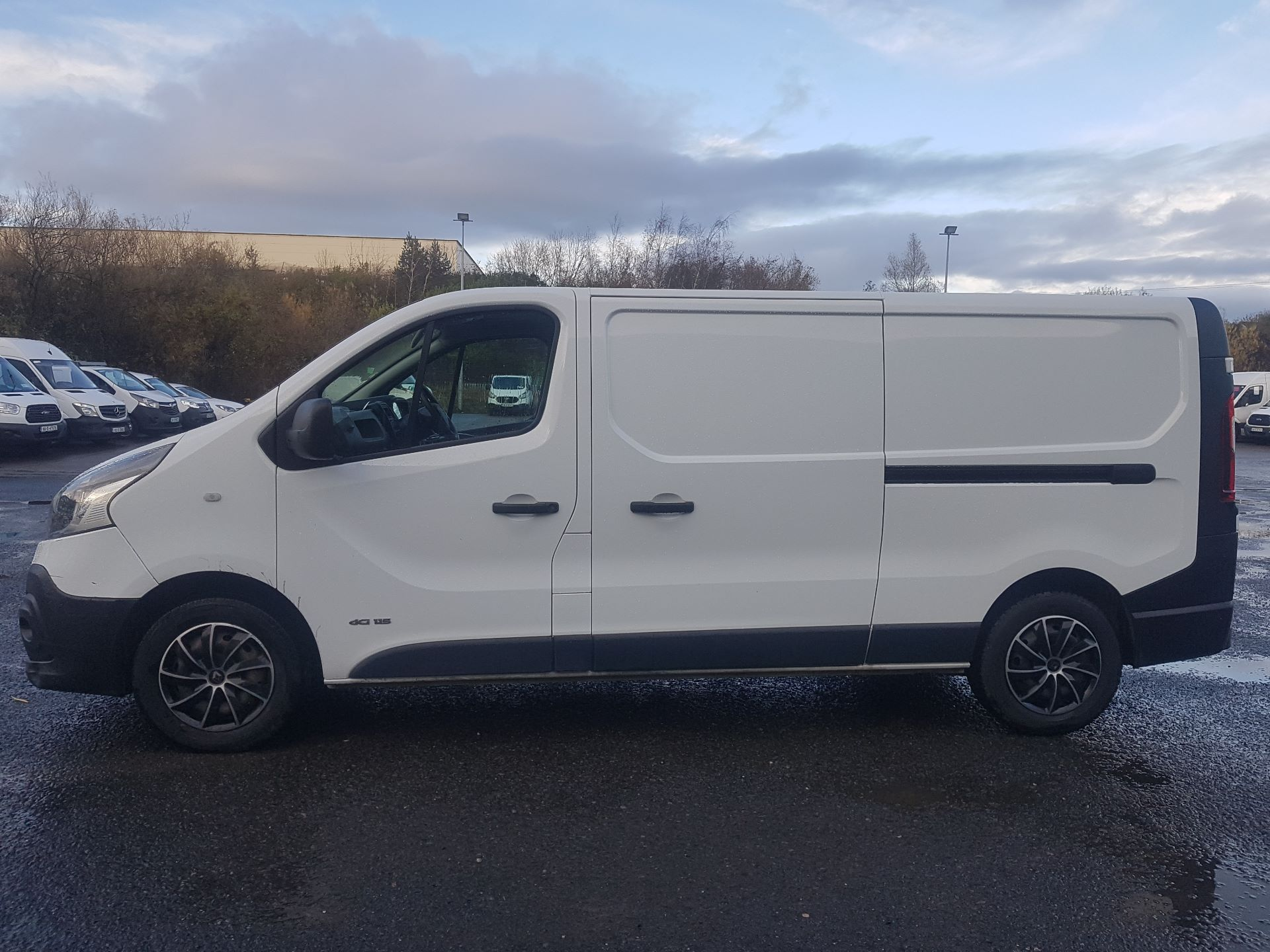 2016 Renault Trafic LL29 DCI 115 Business Panel VA (162D14385) Image 3
