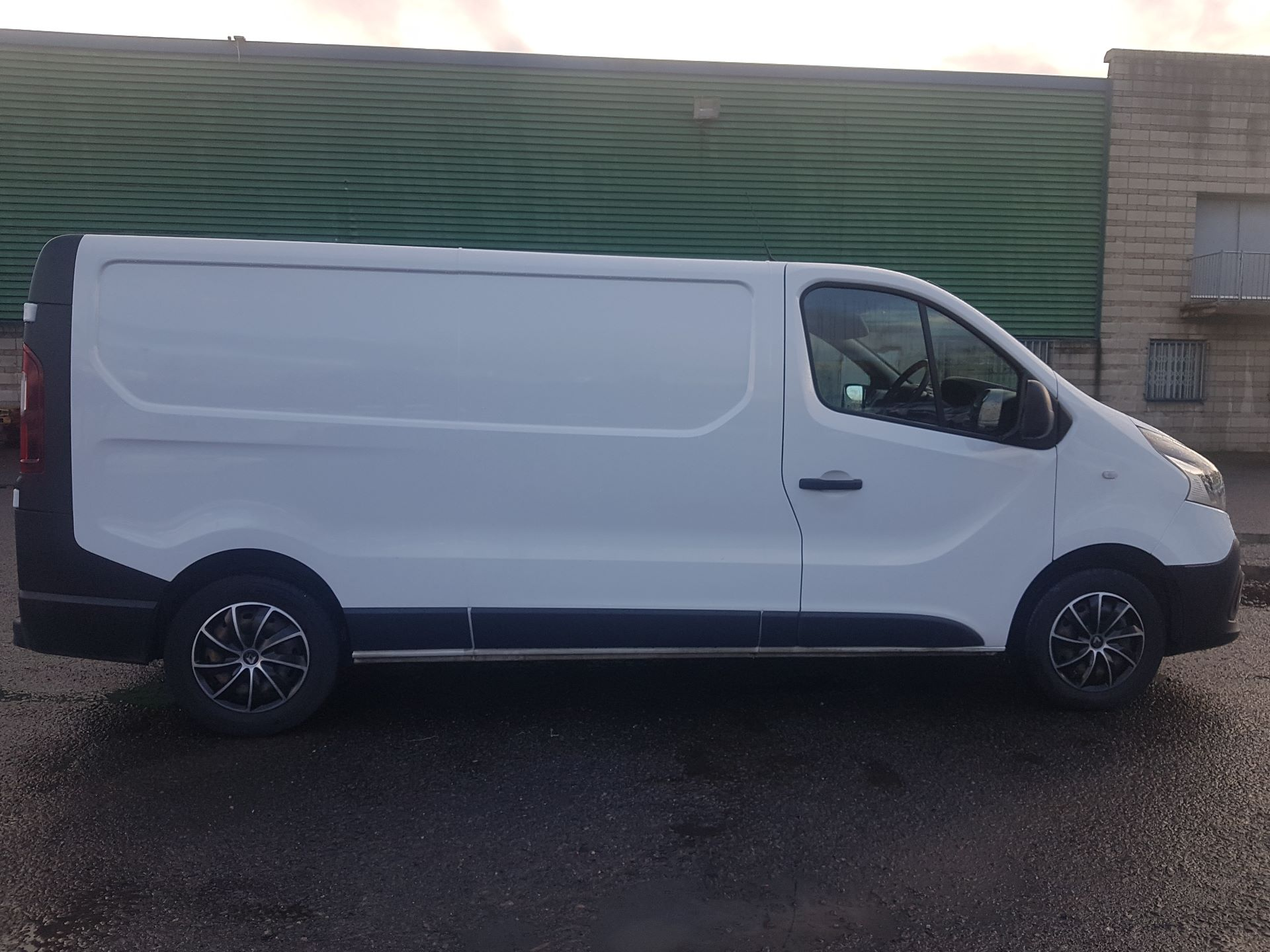 2016 Renault Trafic LL29 DCI 115 Business Panel VA (162D14385) Image 7
