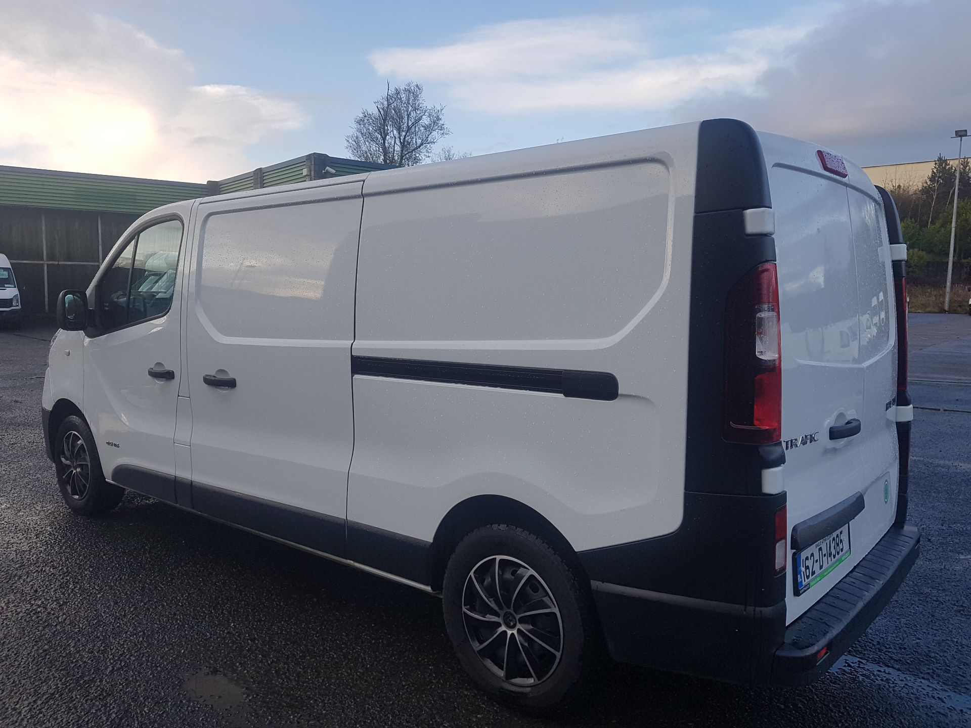 2016 Renault Trafic LL29 DCI 115 Business Panel VA (162D14385) Image 4