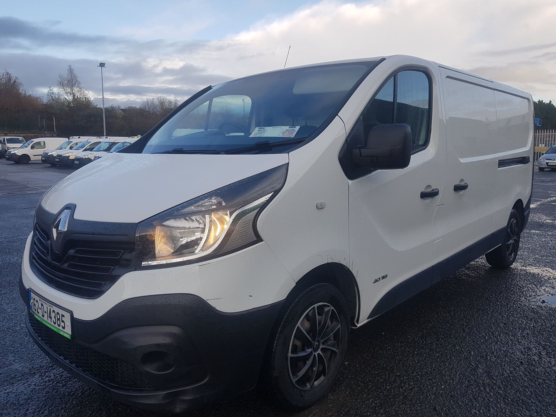 2016 Renault Trafic LL29 DCI 115 Business Panel VA (162D14385) Image 2