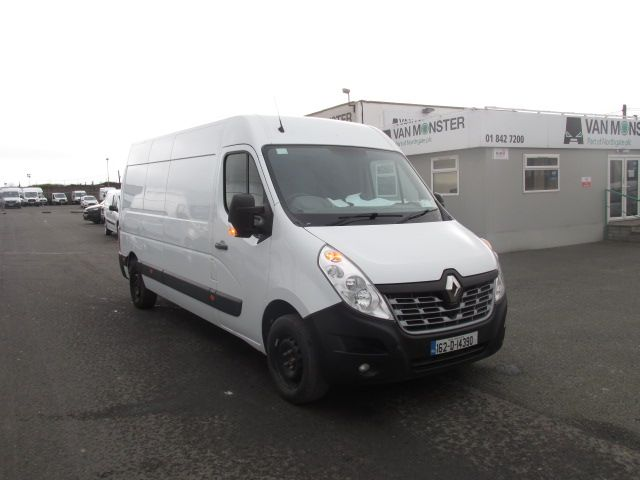 2016 Renault Master III FWD LM35 DCI 125 Business 3DR (162D14390) Image 1