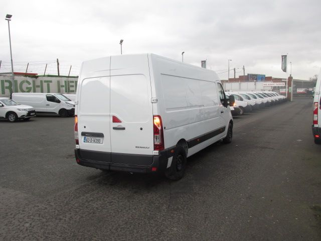 2016 Renault Master III FWD LM35 DCI 125 Business 3DR (162D14390) Image 7