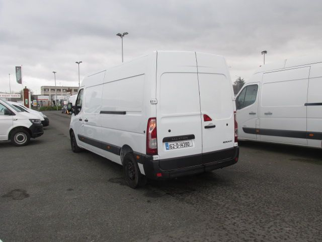 2016 Renault Master III FWD LM35 DCI 125 Business 3DR (162D14390) Image 5