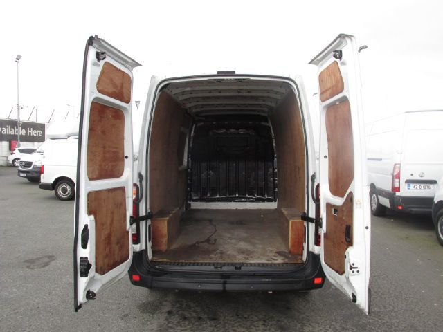 2016 Renault Master III FWD LM35 DCI 125 Business 3DR (162D14390) Image 9