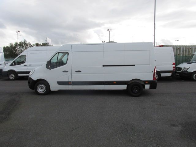 2016 Renault Master III FWD LM35 DCI 125 Business 3DR (162D14394) Image 4