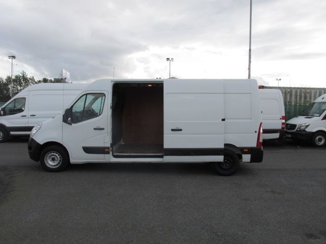2016 Renault Master III FWD LM35 DCI 125 Business 3DR (162D14394) Image 8