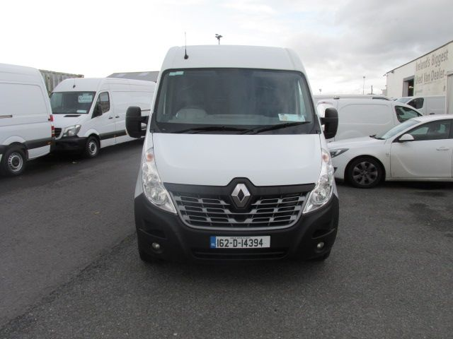 2016 Renault Master III FWD LM35 DCI 125 Business 3DR (162D14394) Image 2