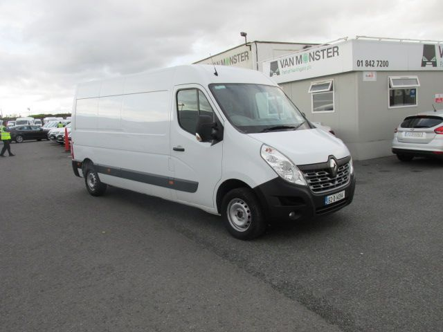 2016 Renault Master III FWD LM35 DCI 125 Business 3DR (162D14394)