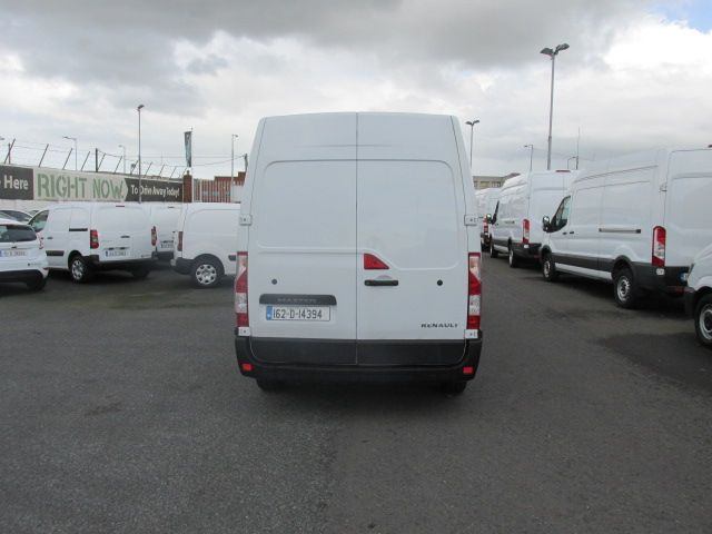 2016 Renault Master III FWD LM35 DCI 125 Business 3DR (162D14394) Image 6