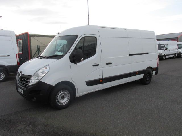 2016 Renault Master III FWD LM35 DCI 125 Business 3DR (162D14394) Image 3