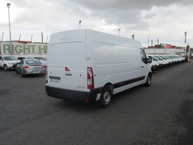 2016 Renault Master III FWD LM35 DCI 125 Business 3DR (162D14394) Image 7