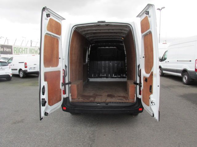 2016 Renault Master III FWD LM35 DCI 125 Business 3DR (162D14394) Image 9