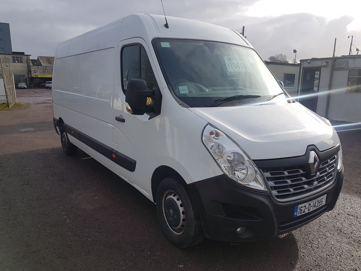 2016 Renault Master III FWD LM35 DCI 125 Business 3DR (162D14395)