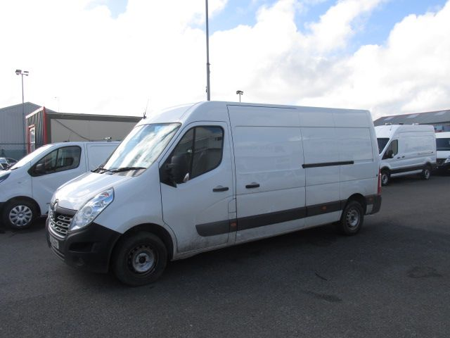 2016 Renault Master III FWD LM35 DCI 125 Business 3DR (162D14397) Image 3