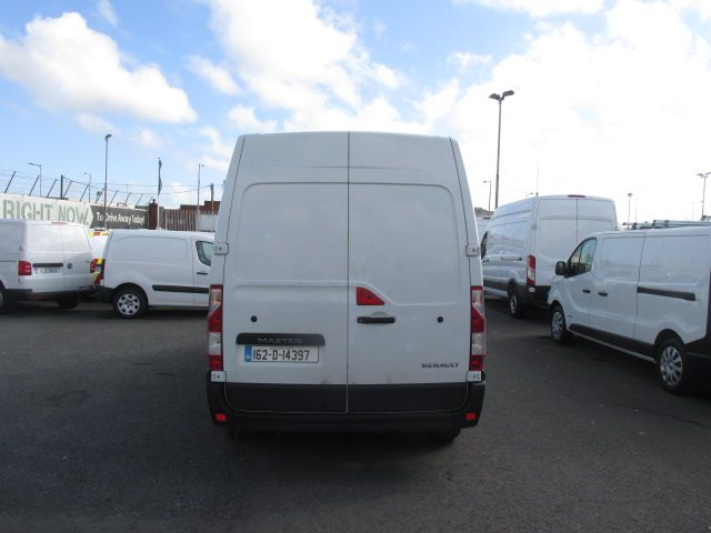 2016 Renault Master III FWD LM35 DCI 125 Business 3DR (162D14397) Image 5