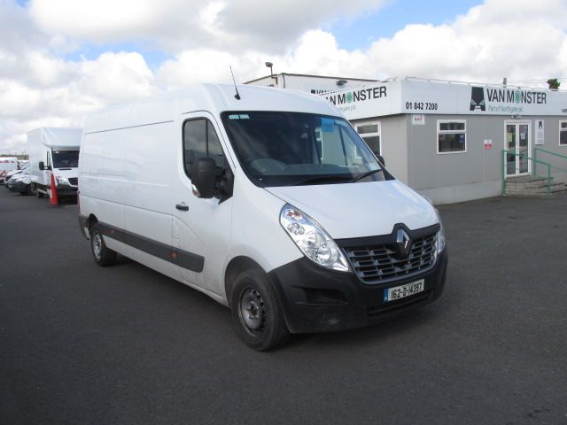 2016 Renault Master III FWD LM35 DCI 125 Business 3DR (162D14397) Image 1