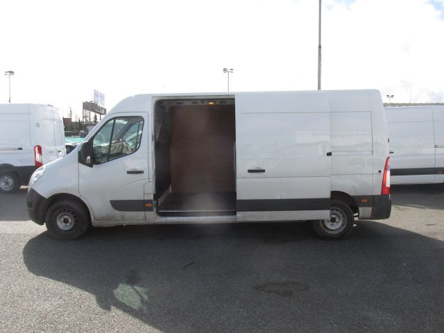 2016 Renault Master III FWD LM35 DCI 125 Business 3DR (162D14397) Image 7