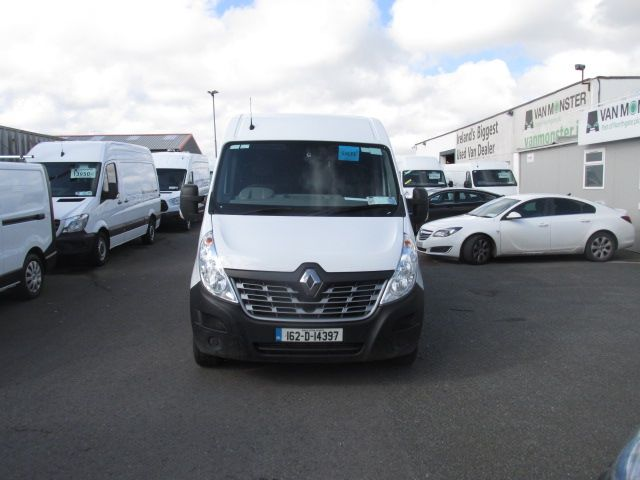 2016 Renault Master III FWD LM35 DCI 125 Business 3DR (162D14397) Image 2