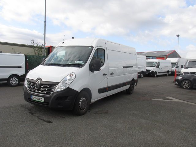 2016 Renault Master III FWD LM35 DCI 125 Business 3DR (162D14402) Image 7