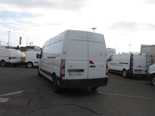 2016 Renault Master III FWD LM35 DCI 125 Business 3DR (162D14402) Image 5