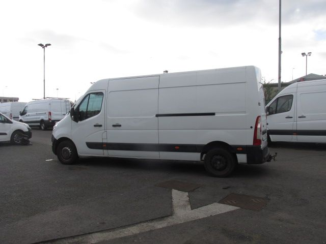 2016 Renault Master III FWD LM35 DCI 125 Business 3DR (162D14402) Image 6