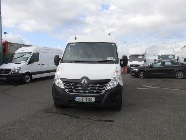 2016 Renault Master III FWD LM35 DCI 125 Business 3DR (162D14402) Image 8