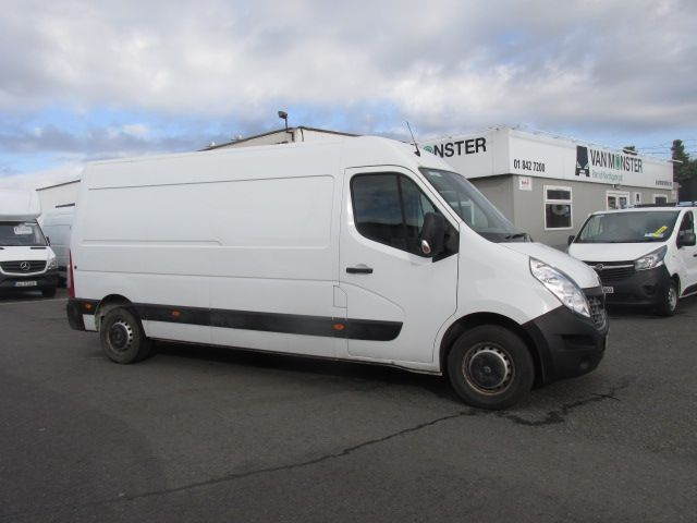 2016 Renault Master III FWD LM35 DCI 125 Business 3DR (162D14402) Image 2