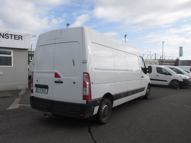2016 Renault Master III FWD LM35 DCI 125 Business 3DR (162D14402) Image 3