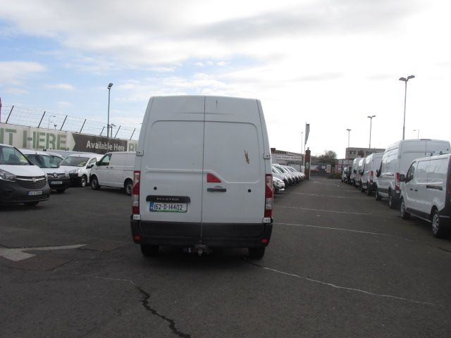 2016 Renault Master III FWD LM35 DCI 125 Business 3DR (162D14402) Image 4