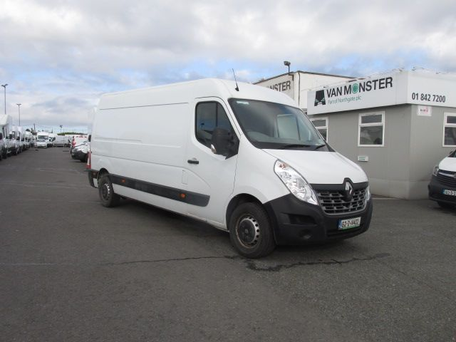 2016 Renault Master III FWD LM35 DCI 125 Business 3DR (162D14402) Image 1