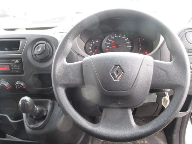 2016 Renault Master III FWD LM35 DCI 125 Business 3DR (162D14402) Image 11