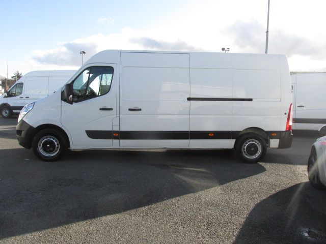 2016 Renault Master III FWD LM35 DCI 125 Business 3DR (162D14404) Image 6
