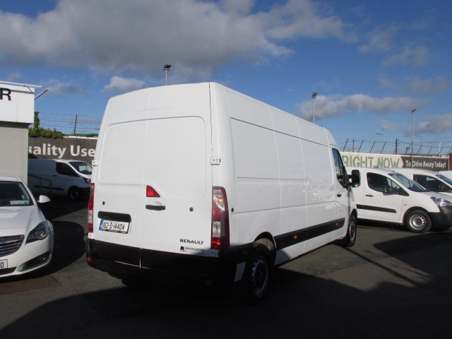 2016 Renault Master III FWD LM35 DCI 125 Business 3DR (162D14404) Image 3