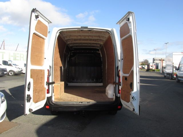 2016 Renault Master III FWD LM35 DCI 125 Business 3DR (162D14404) Image 11