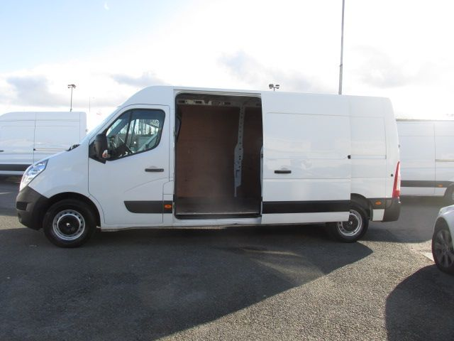 2016 Renault Master III FWD LM35 DCI 125 Business 3DR (162D14404) Image 10