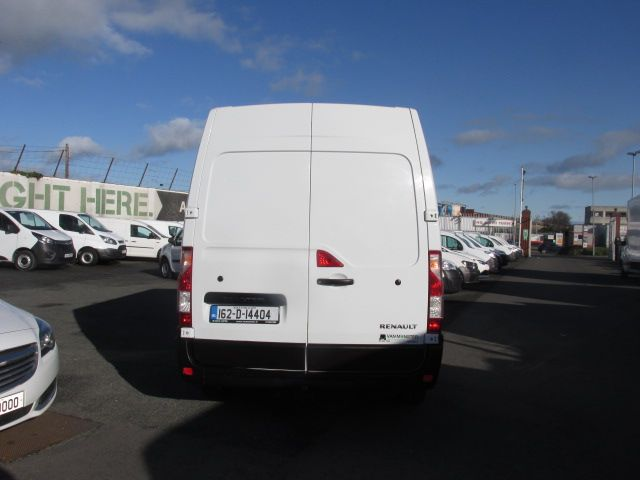 2016 Renault Master III FWD LM35 DCI 125 Business 3DR (162D14404) Image 4