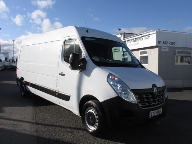 2016 Renault Master III FWD LM35 DCI 125 Business 3DR (162D14404)