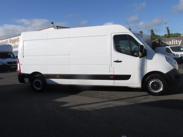 2016 Renault Master III FWD LM35 DCI 125 Business 3DR (162D14404) Image 2