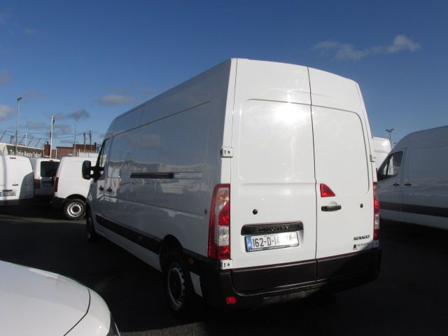 2016 Renault Master III FWD LM35 DCI 125 Business 3DR (162D14404) Image 5