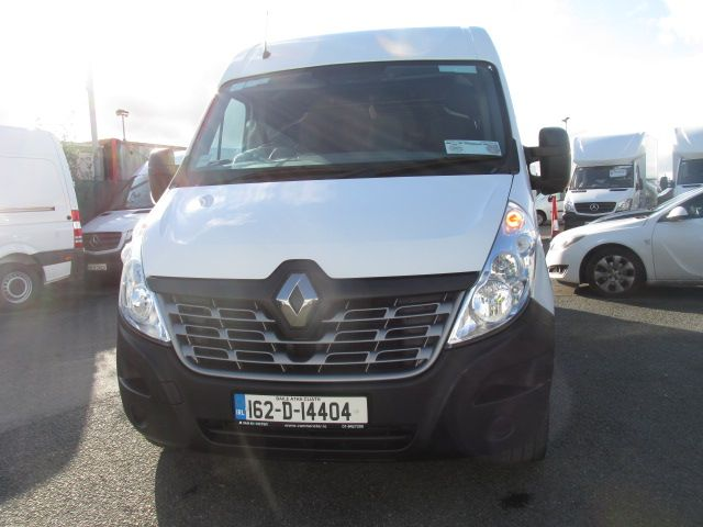 2016 Renault Master III FWD LM35 DCI 125 Business 3DR (162D14404) Image 8