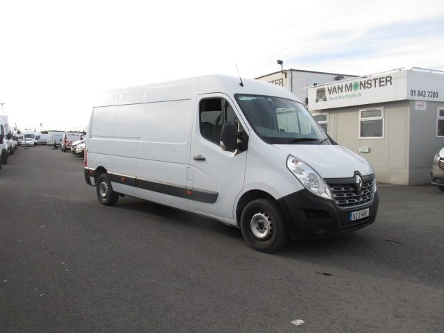 2016 Renault Master III FWD LM35 DCI 125 Business 3DR (162D14410)